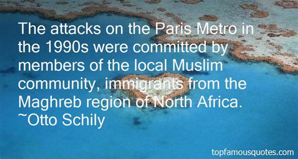 Quotes About Paris Metro