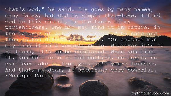 Quotes About Parishioners