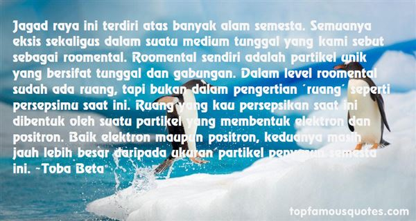 Quotes About Partikel