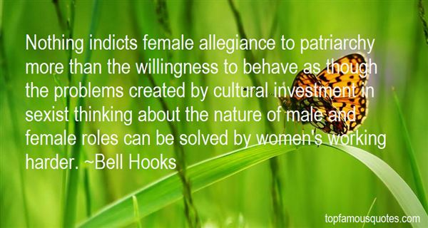 Quotes About Patriarchy