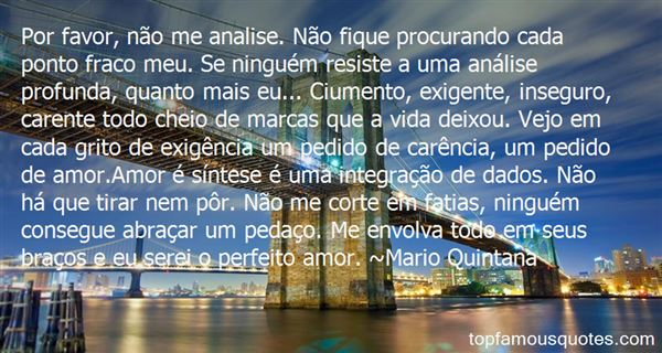 Quotes About Pedido