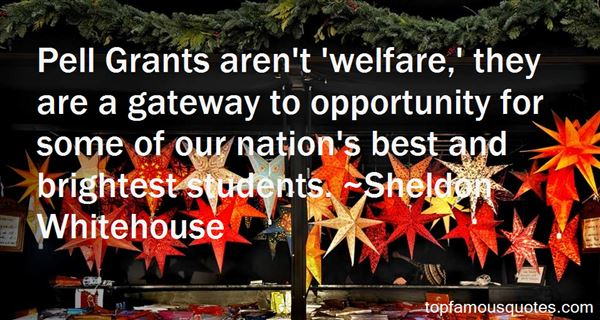 Quotes About Pell Grants