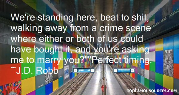 Quotes About Perfect Timing