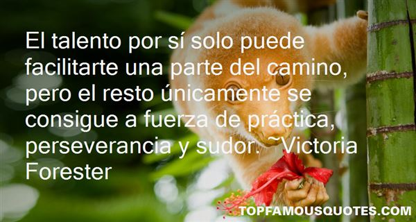 Quotes About Perseverancia