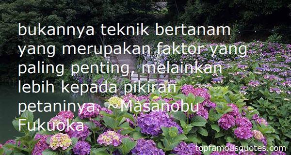 Quotes About Petani
