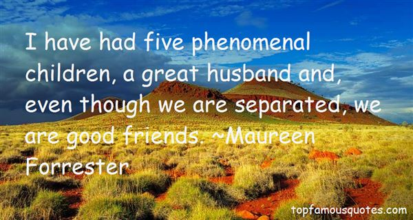 Quotes About Phenomenal