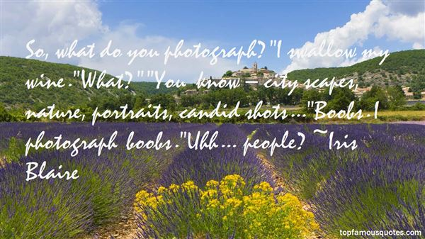 Quotes About Photo Portraits