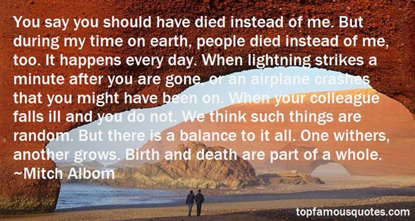 Quotes About Plane Crashes