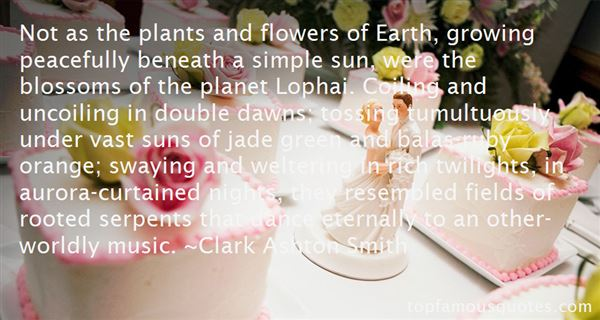 Quotes About Plants And Flowers