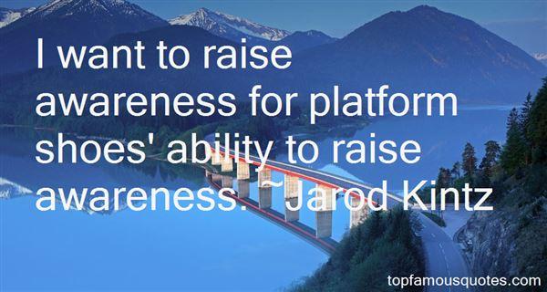 Quotes About Platform Shoes