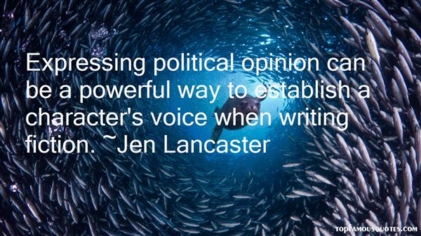 Quotes About Politica