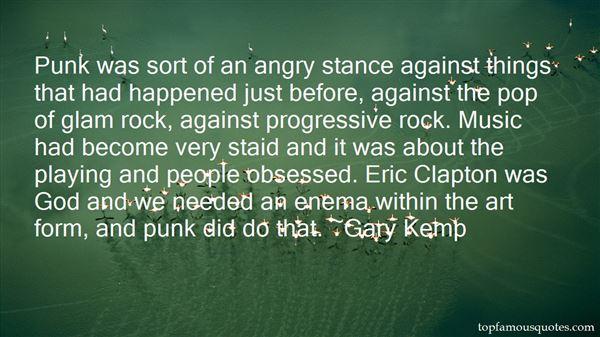 Quotes About Pop Punk