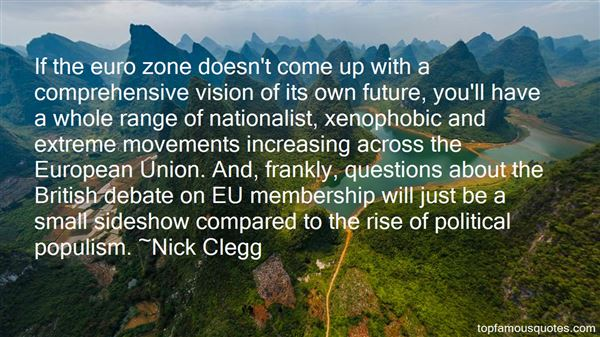 Quotes About Populism