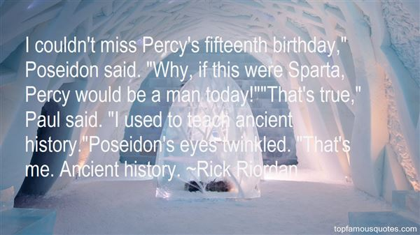 Quotes About Poseidon