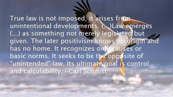 Quotes About Positivism