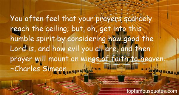 Quotes About Prayers And Faith