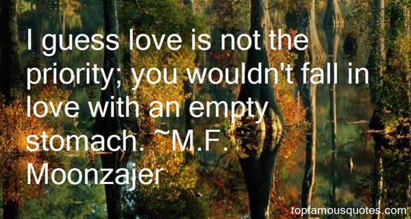 Quotes About Priority In Love