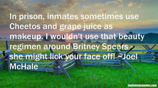Quotes About Prison Inmates