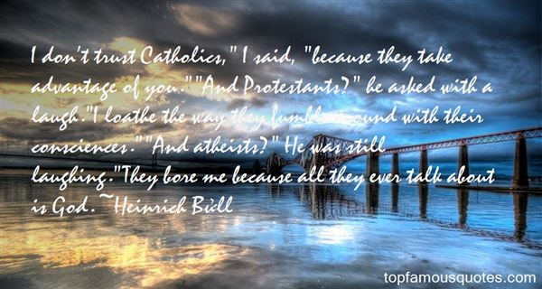 Quotes About Protestants