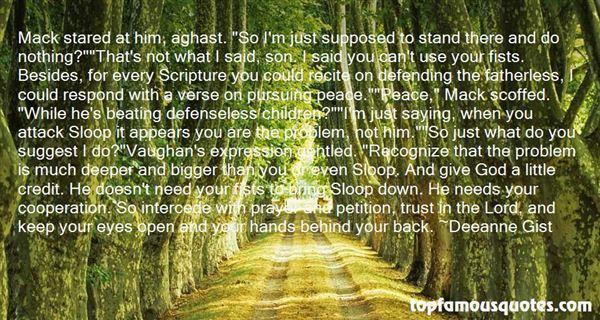 Quotes About Pursuing God