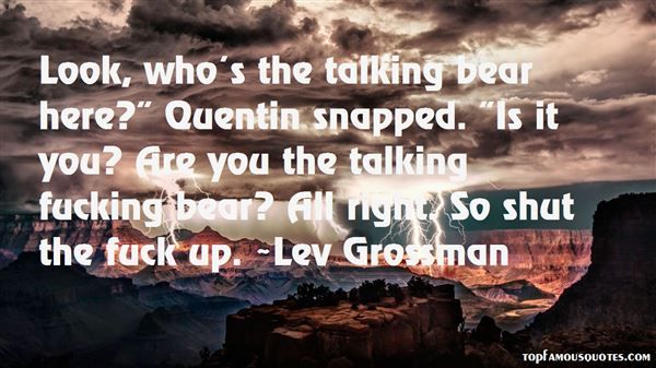 Quotes About Quentin