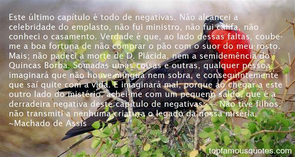 Quotes About Quincas