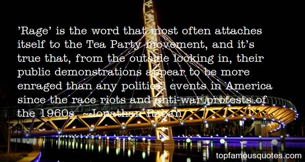 Quotes About Race Riots