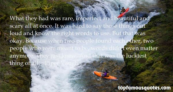 Quotes About Rare Things