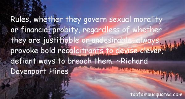 Quotes About Recalcitrant