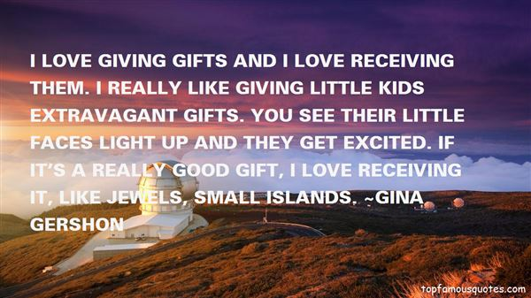 Quotes About Receiving Gifts