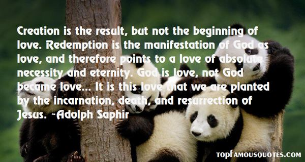 Quotes About Redemption And Love