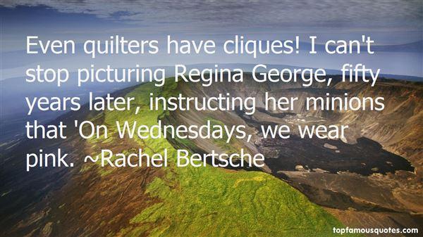 Quotes About Regina George