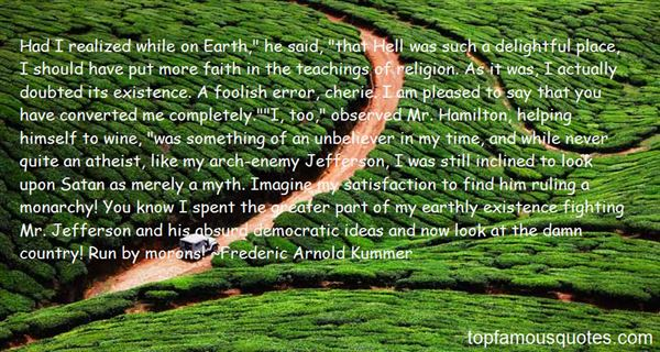 Quotes About Religion Atheist