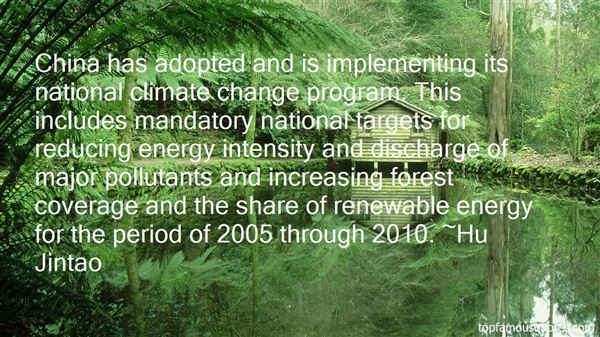 Quotes About Renewable