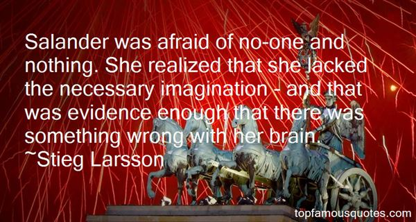 Quotes About Salander