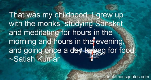 Quotes About Sanskrit Food