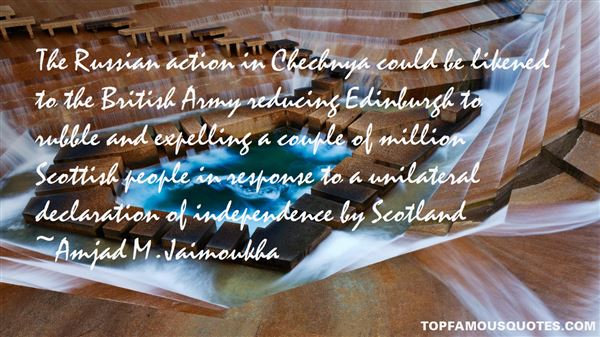 Quotes About Scottish Scotland