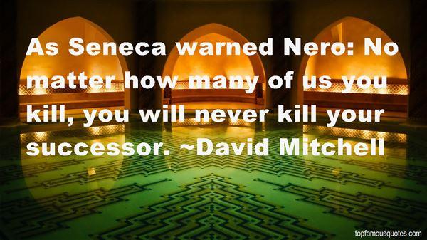 Quotes About Seneca Nero
