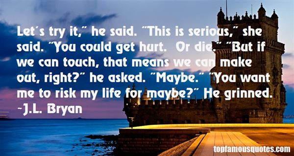 Quotes About Serious Life