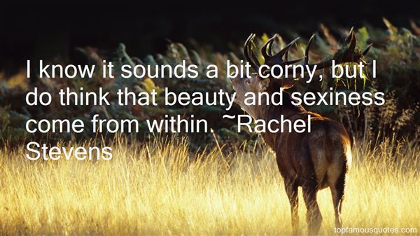 Quotes About Sexiness