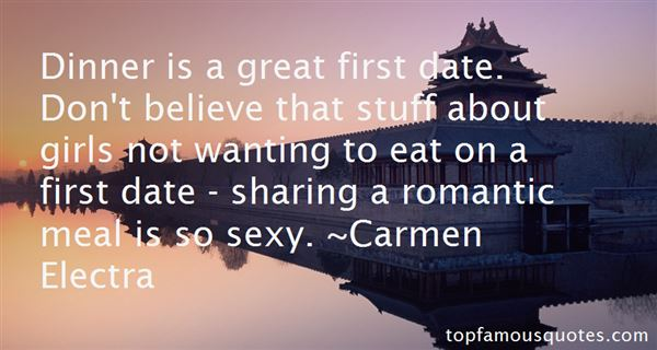 Quotes About Sharing A Meal