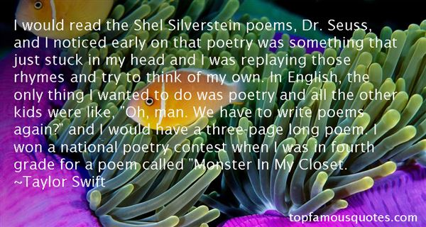 Quotes About Shel Silverstein