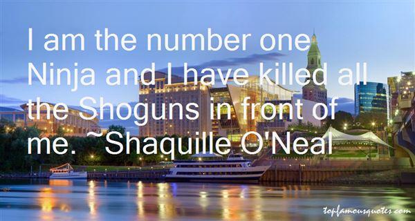 Quotes About Shogun