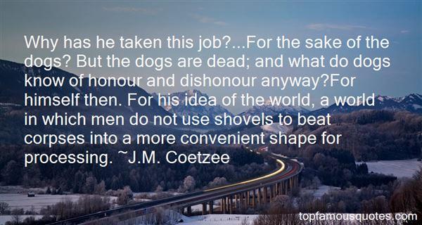 Quotes About Shovels