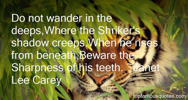 Quotes About Shrike
