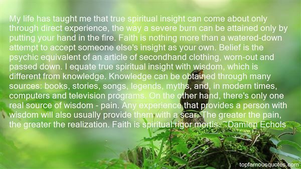 Quotes About Sight And Vision