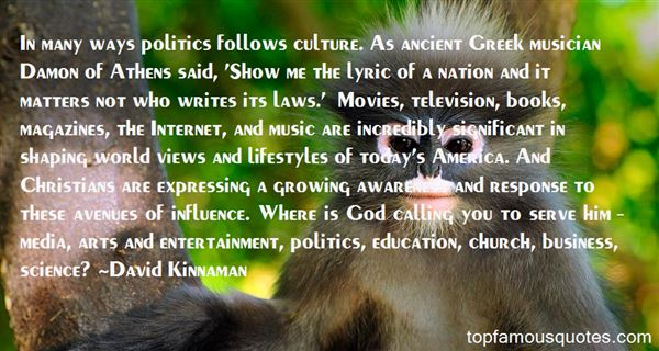 Quotes About Significant Influence