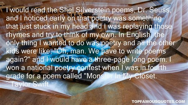 Quotes About Silverstein