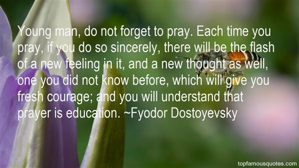 Quotes About Sincere Prayer