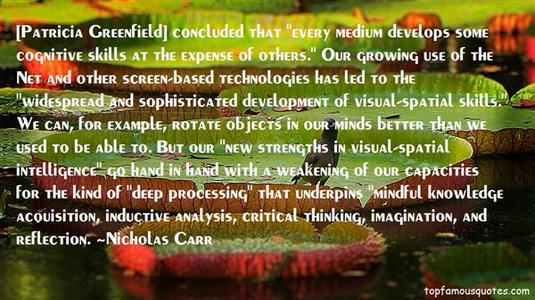 Quotes About Skill Development